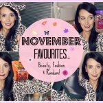 November Favourites 2014