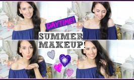 daytime summer makeup tutorial