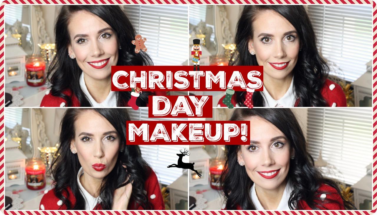 Christmas Day Makeup Tutoria