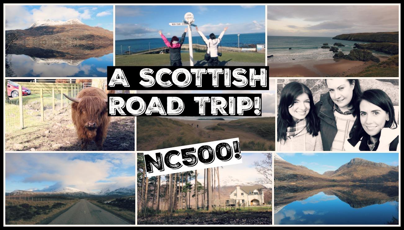 travel scotland north coast road trip