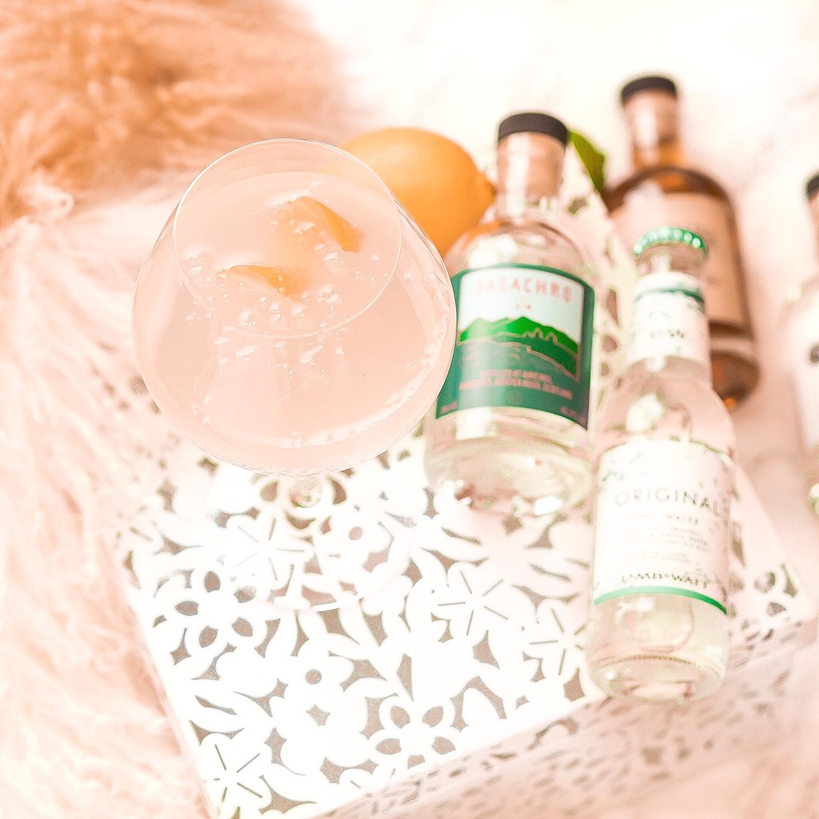 Gin & Elderflower sherbet recipe | Summer cocktail recipe | gin cocktails | gin cocktail recipe | the best summer cocktails | summer cocktail party ideas
